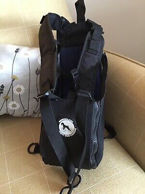 Ruffit Sport Sack Air Dog Backpack Carrier Small Breed Dog