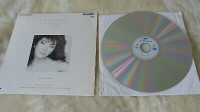 Kate Bush The Whole Story - Laserdisc - Laser Disc - Updated Version - Pal - Clv