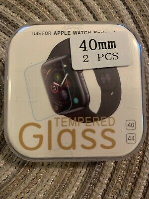 apple watch series 4 40mm tempered glass