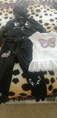 Girls tracksuit 4-5 Years Old