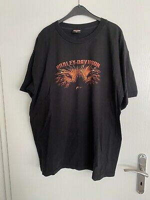 "Harley Davidson Dealer Shirt""Jucca Valley Californien"" Gr.XXL"
