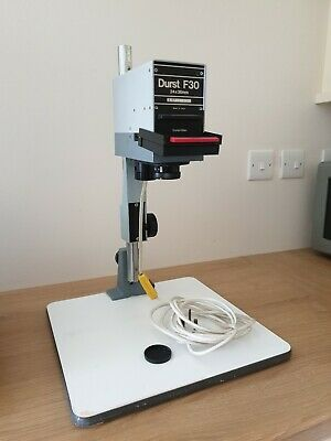 Durst F30 Photo Enlarger Made in Italy with Neotar 50mm lens