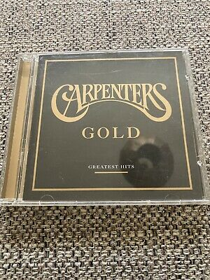 The Carpenters - Carpenters Gold: Greatest Hits.