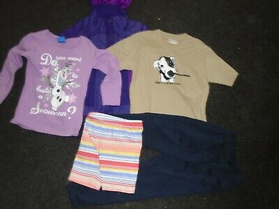 girls 7 - 8 years clothes bundle, USED, outgrown,