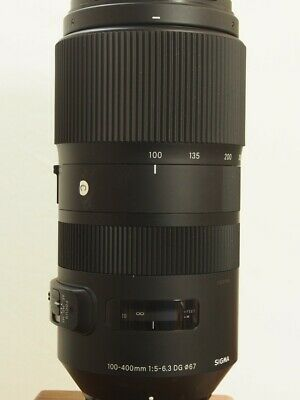 Sigma 100-400 f5-6.3 DG Nikon AF fit Optically Stabilised, Used.