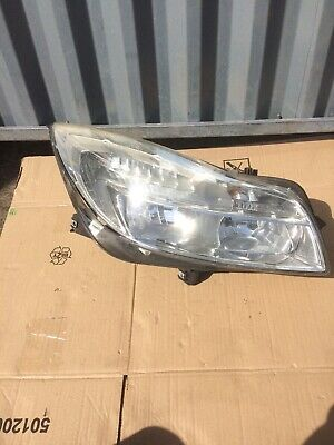 vauxhall insignia headlight Drivers Right Offside 13226781 2010 Headlamp