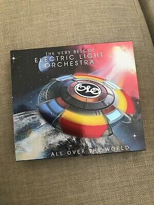 All Over the World: The Very Best of Electric Light Orchestra by Electric Light