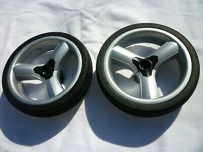 icandy Peach Pushchair Rear Wheels-Fits Models 1,2 & 3- Used but very good cond