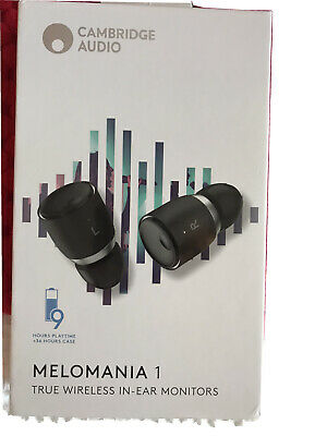 Cambridge Audio Melomania Wireless In-Ear Monitors, Worn Once Only