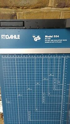 Dahle A2 Trimmer Model 554