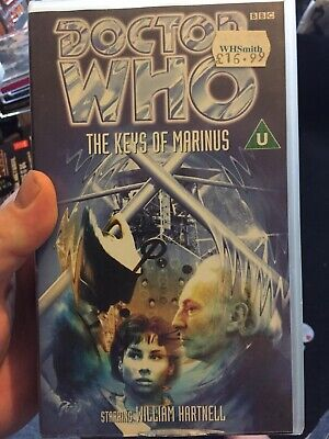 Doctor Who - The Keys Of Marinus (VHS, 1999, 2-Tape Set)