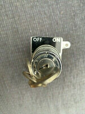 2-position Switch.method ON-OFF  -  8 pole