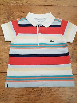 Lacoste - Gorgeous Polo Shirt - Size 2 - Fab Condition