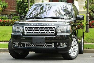 2012 Land Rover Range Rover Autobiography 4x4 4dr SUV 2012 Land Rover Range Rover Autobiography 4x4 4dr SUV Automatic 6-Speed 4X4 V8