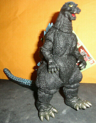 GODZILLA 1998 Bandai Vinyl Figure Excellent Condition right out of storage.
