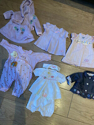 Baby Born Zapf Creation Outfit Bundle Baby Annabell 10 Items