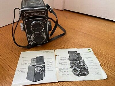 Yashica LM Twin Lens TLR
