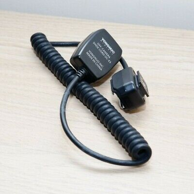 Yongnuo Sync Flash Cable for Canon EOS / Bargain