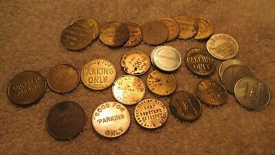 26 Parking Tokens Many Towns Take A Peek