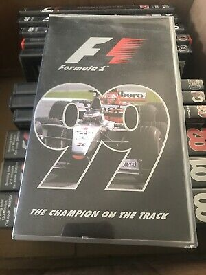 F1 Official Championship video 1999