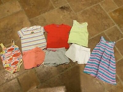 Handy bundle girls summer wear, age 2-3