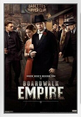 Boardwalk Empire Complete Series (US Google Play) HD code compatible in UK