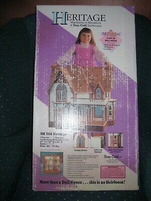 Heritage Doll House