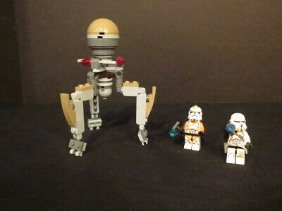 LEGO #75036 Star Wars Utapau Troopers From Battle Pack w/ 2 212th Clone Troopers