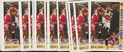 (20) 1991 Ud Upper Deck #69 Michael Jordan Lot - Chicago Bulls The Last Dance