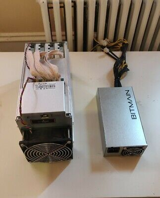 Bitmain Antiminer L3+ With Power Supply (Apw3++)
