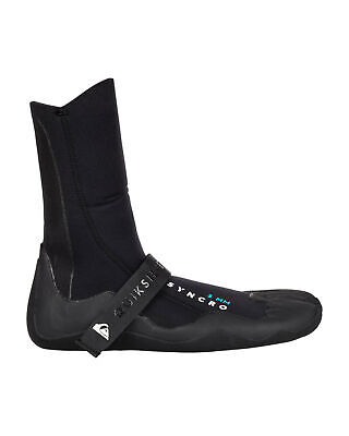 NEW QUIKSILVER™  Mens Syncro 3MM Split Toe Wetsuit Boot Surf