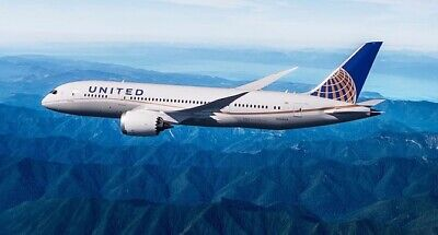 United Airlines Airline Electronic Travel Certificate Voucher $92.88 Exp 4/2022