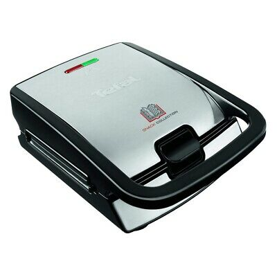 Tefal SW852D Snack Collection Sandwichmaker Waffeleisen