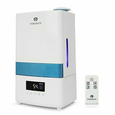 PureMate Ultrasonic Humidifier with Ioniser & Aroma Diffuser