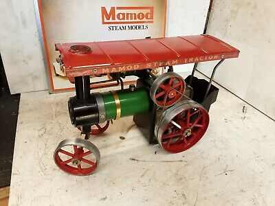 A Used mamod Steam Engine In Working Condition.