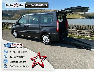 2013 Peugeot Expert HDI 2.0 Wheelchair Accessible Vehicle WAV