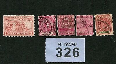 Set    stamps of     British South Africa