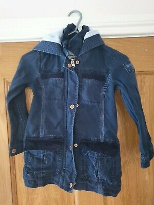 Abercrombie and fitch kids girls coat Ages 3/4