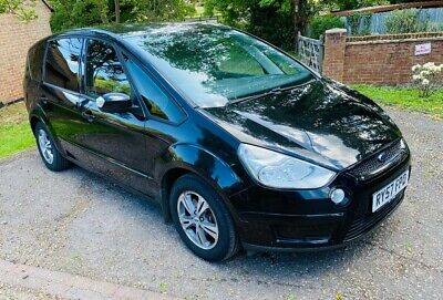 Ford smax 2.0 tdci Zetec 140 7 seater new dual mass, clutch, and discs and pads