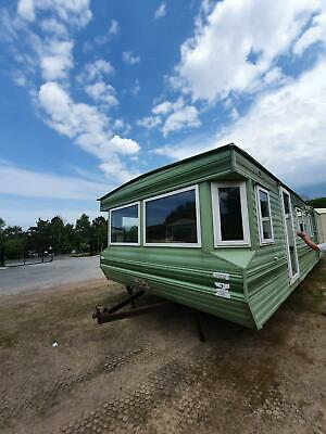 Part Refurbished Static Caravan for Sale with Double Glazing For Sale OFF SITE