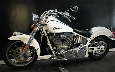 2003 Indian SCOUT 1442 CC XLNT CONDITION  2003 INDIAN SCOUT  RARE WHITE. XLNT CONDITION. FREE SHIPPING WHEN PAID IN FULL