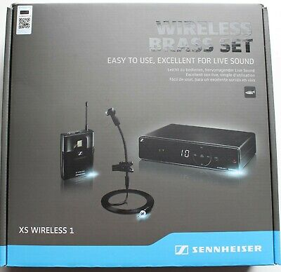Sennheiser XSW 1-908 Wireless System for Brass and Other Instruments