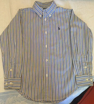 Boys Ralph Lauren Shirt Age 6