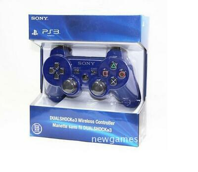 NEW PS3 Controller PlayStation 3 DualShock 3 Wireless SixAxis Controller GamePad