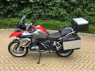 BMW R 1200 GS TE 2016 Big Spec bike All The Toys