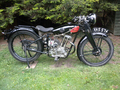 New imperial type 23 model 1932 For Sale Classic Motorcycle