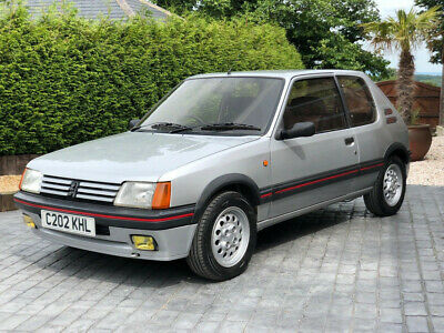 Peugeot 205 GTI 1.6 Phase 1 very early production car. 1968 C