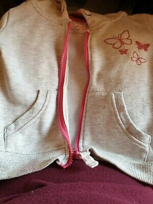 Girls hooded jacket age 3-4 Primark