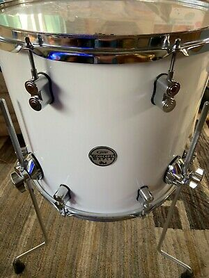 """PDP Concept Maple 14x16"""" Floor Tom - Pearlescent White"""