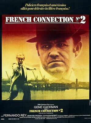 35mm Feature Film - THE FRENCH CONNECTION 2